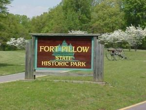 Fort Pillow Spring