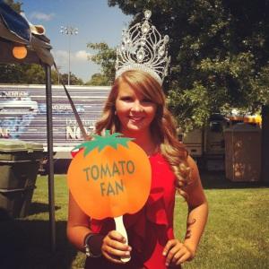 Ripley Tomato Queen 2013